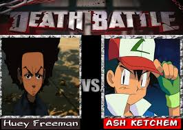Riley Freeman Memes - death battle prelude huey vs ash by thaeonblade on deviantart