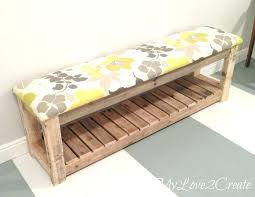 How To Build Wood Bench Diy Wooden Bench Seat With Storage Diy Outdoor Bench Seat With