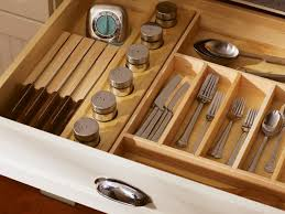 kitchen cabinet knife drawer organizers make the most of your utensil drawer with dividers that organize