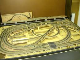 Make Wood Toy Train Track by 4x8 N Scale Track Plans Wow Com Image Results Smoothie