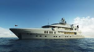 motor yacht chasseur