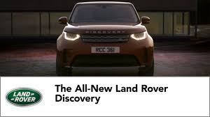 new land rover discovery 2016 the all new land rover discovery suv youtube