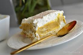 gluten free pumpkin pie delight with