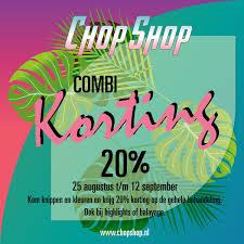 chop shop chopshoputrecht twitter