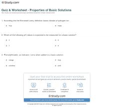 quiz u0026 worksheet properties of basic solutions study com