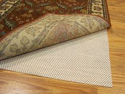 lovely stair rug pads area rug pad premeire slip not home design