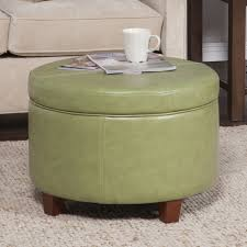 innovative round ottoman with storage coffee table perfect round