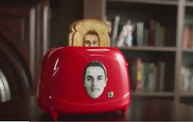 Red Toasters For Sale Jonathan Toews Toaster For Sale For Charity