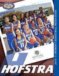 Hofstra Campus Map 2013 14 Hofstra University Men U0027s Basketball Guide By Hofstra