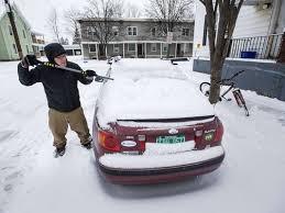 burlington changes winter parking ban alerts