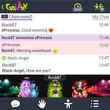 free chat for android galaxy free chat for android
