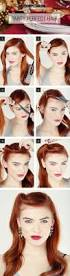 How To Make Hairstyles For Girls by Best 20 Lazy Hairstyles Ideas On Pinterest Lazy Hairstyles