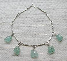 glass jewelry necklace images Sea glass jewelry in sterling silver and gold sarantos newport ri jpg