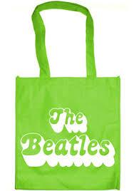 beatles merchandise store beatles bags