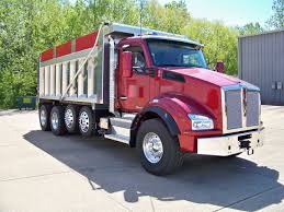 kenworth tandem dump truck kenworth dump trucks in indiana for sale used trucks on