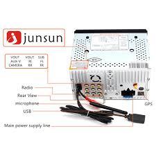 ouku car stereo wiring diagram pioneer car wiring diagram radio