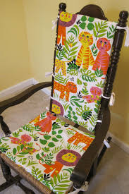 rocking chair cover finished rocking chair cover nat s distractions