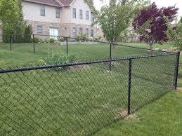 diy chain link fence designs u2014 harte design easy diy chain link