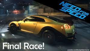 nissan gtr youtube top speed need for speed 2015 final race ending nissan gtr gameplay