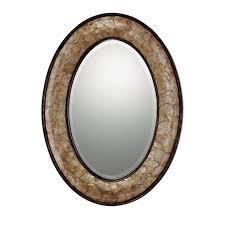 oval bathroom mirrors unique decorative bathroom mirrors large