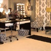 Makeup Vanity With Chair Bedroom Nice Small Makeup Vanity Table Designed With Mirror And