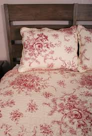 french toile bedding french country 3 piece duvet set watch more
