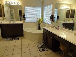 Elegant Bathroom Vanities by Decorations Custom Design Of Double Vanity With Makeup Area