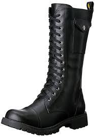 buy combat boots womens amazon com volatile s stash combat boot mid calf