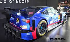 subaru sports car brz 2015 2015 subaru brz gt300 and wrx nbr