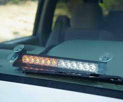 Led Vehicle Light Bar by Dashboard Led Light Bar Forestry Suppliers Inc