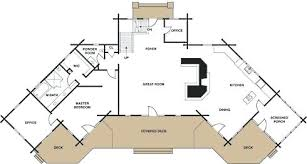 Floor Plans For Small Cabins Log Cabin Plans Under 500 Square Feet
