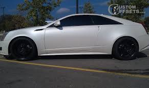2011 cadillac cts performance coupe wheel offset 2011 cadillac cts coupe flush dropped 0 1 custom rims
