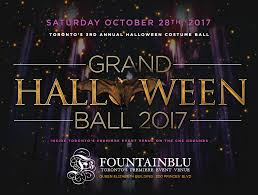 grand halloween ball halloween costume party fountainblu