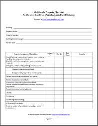 Condo Home Inspection Checklist Pdf by Apartment Building Maintenance Checklist Related Keywords