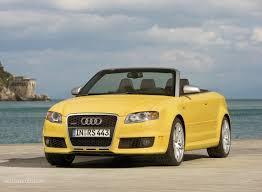 audi rs4 review 2006 audi rs4 cabriolet specs 2006 2007 2008 2009 autoevolution