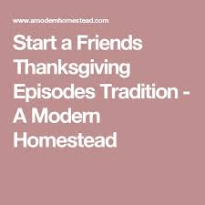 the 25 best friends thanksgiving episodes ideas on