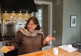 5 minutes with cookbook author and tv host ina garten the