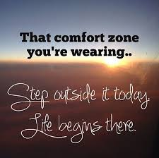 Leaving Your Comfort Zone Get Out Of Your Comfort Zone Quote Quote Number 678387 Picture