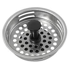 Different Features Of A Disposable Kitchen Sink Strainer - Kitchen sink drain plug