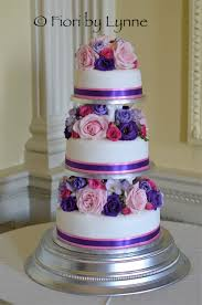 purple pink wedding cake tbrb info