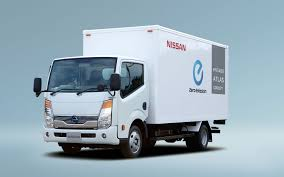 nissan blue truck nissan shows off ev truck concepts ahead of tokyo truck show