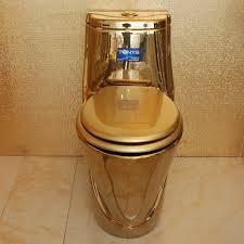 household hotel gold toilet sanitary ware toilet seat toilet