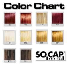 socap hair extensions color chart original socap hair extensions free