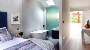 Master Bedroom With Open Plan Ensuite  Home Ideas Decor - Bedroom ensuite designs