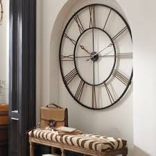 Unique Large Wall Clocks Best 25 Giant Wall Clock Ideas On Pinterest Large Clocks For