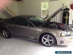2002 Black Mustang 1999 2000 2001 2002 2003 2004 Ford Mustang V6 V8 Black Halo Rim