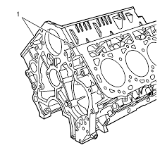 6 6l lb7 lly duramax diesel engine cylinder head gasket missing