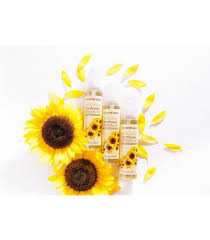 sunflower beauty oil face care