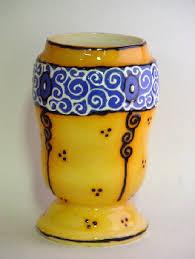 Antique Ceramic Vases Czech