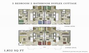 apartments five bedroom floor plans bedroom house floor plans